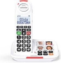 SwissVoice Xtra 2155 Teléfono DECT/analógico
