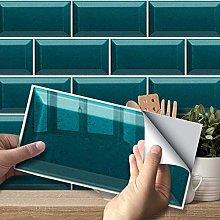 SXXDERTY Pegatinas Adhesivas para Azulejos de