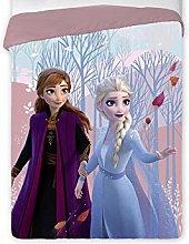 T&R Edredón Duvet Nórdico Disney 408 Frozen Cama