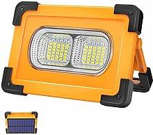 T-SUN Foco de Trabajo LED 80W, Recargable Luz de