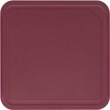 Tabla Cortar Mediana Tasty+ Rojo - Brabantia