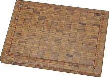 Tabla de cortar pequeña de bambú