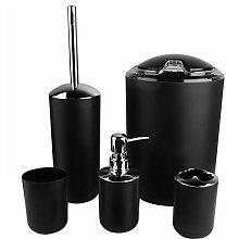 Tabpole 6 unids/set accesorios de baño Set