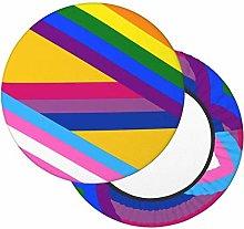 Taburete de Bar Fundas para sillas Mujeres y LGBT