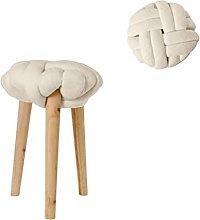 Taburete Nud (patas de madera Topo D30H44cm