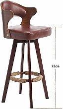 Taburete práctico para comedor, silla de bar,