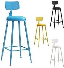 Taburetes de barra de 74,8 cm, silla de bar con