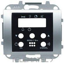 Tapa intercomunicador 2 canal. 8458.6 AP - Niessen