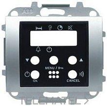 Tapa intercomunicador 2 canal. NIESSEN 8458.6 CS