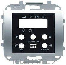 Tapa intercomunicador 2 canal. NIESSEN 8458.6 TT