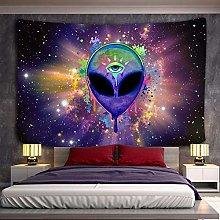 Tapiz extraterrestre hippie alfombra habitación