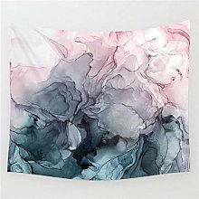Tapiz Tapices de Pared Colgantes de Color Rosa