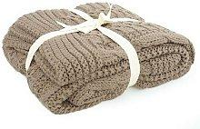Tartan Softy 2 - Manta - para el sofa, la cama -
