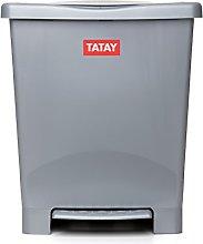 Tatay Cubo de Pedal Millenium, 23L de Capacidad,