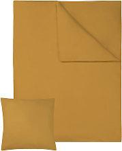 Tectake - Conjunto ropa de cama 200x135cm de