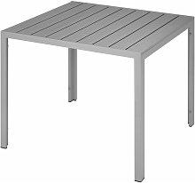 Tectake - Mesa de jardín Maren - mueble para