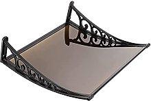 Tejadillo de Protección 60cm × 80cm Marquesina