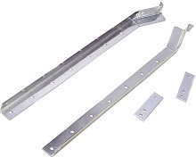 Tendedero balcón hierro zincado