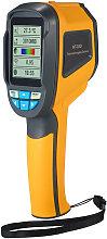 Termometro de camara termografica infrarroja de