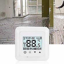 Termostato de calefacción de 90-240 V ABS