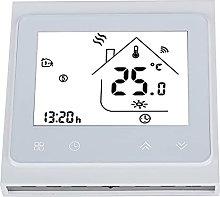 Termostato de pantalla LCD, termostato inteligente