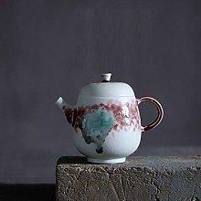 Tetera de cerámica hecha a mano tetera tetera