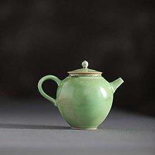 Tetera de cerámica tetera artesanal tetera