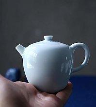 Tetera verde tetera de filtro de cerámica tetera