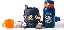 Thermos Cup - Botella de agua con diseño de anime