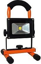 Tibelec 347960–Foco de obra LED (recargable,
