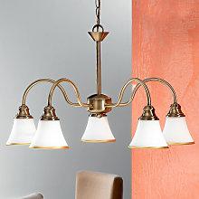 TILDA -lámpara colgante de 5 luces
