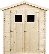 Timbela - Cobertizo de madera para jardín -
