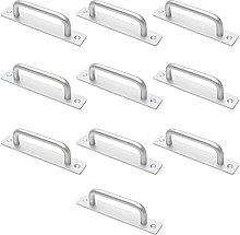Tirador de puerta de aleación de aluminio para