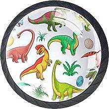 Tirador para Muebles Dinosaurios Perilla del