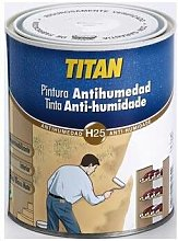 Titanlux - Pintura Antihumedad Titan 4 L Blanco