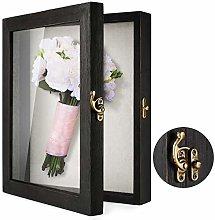 TJ.MOREE Caja de sombra para flores 25 x 20 cm