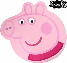 Toalla de Playa 75510 Rosa - Peppa Pig