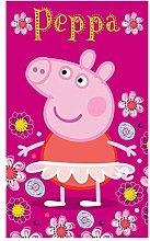 Toalla para niños, toalla de cara Peppa Pig –