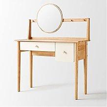 Tocador de Maquillaje Hogar dormitorio de madera