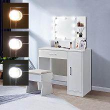 Tocador espejo mesa escritorio de maquillaje