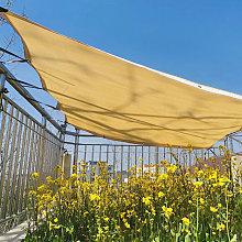 Toldo vela rectangular Protección UV Lona Tejido