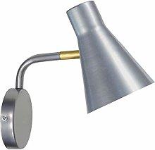 Tosel 31782aplica foco 1luz, acero/, E14,
