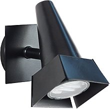 Tosel 70006foco Pared Cannes acero 50W