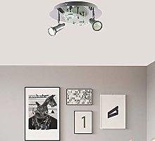 Trango 4-llama Luz de techo LED de diseño en la