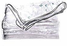 Transparente Cortina De Ducha, Lona De Protección