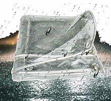 Transparente Impermeables Lona al Aire