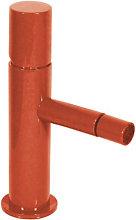 TRES - Grifo de bidé Rojo TUB TRES STUDY