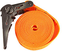 Trinquete tensor de cinturon de sujecion de carga