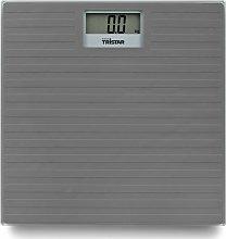 Tristar Báscula de baño gris 150 kg