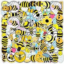 TUHAO Pegatinas de abeja lindas dibujos animados